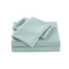 2000TC Bamboo Cooling Sheet Set (Frost) - Double